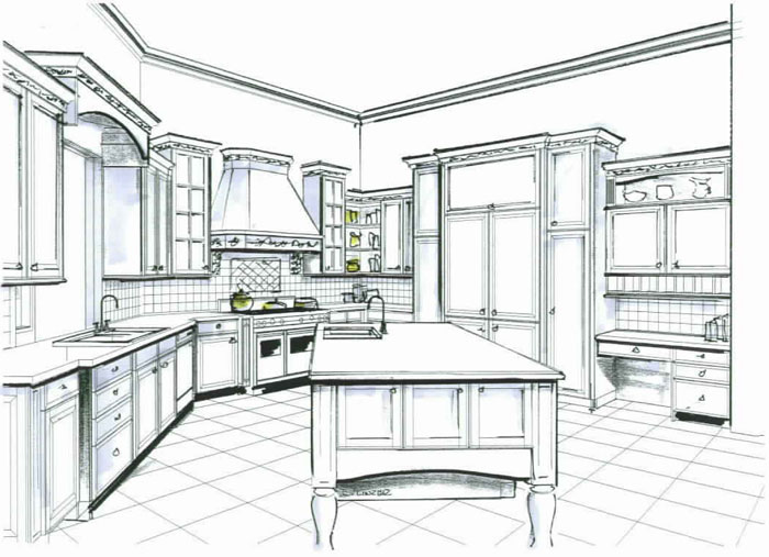 Kitchen and bath design designs by david l for Kitchen and bath design
